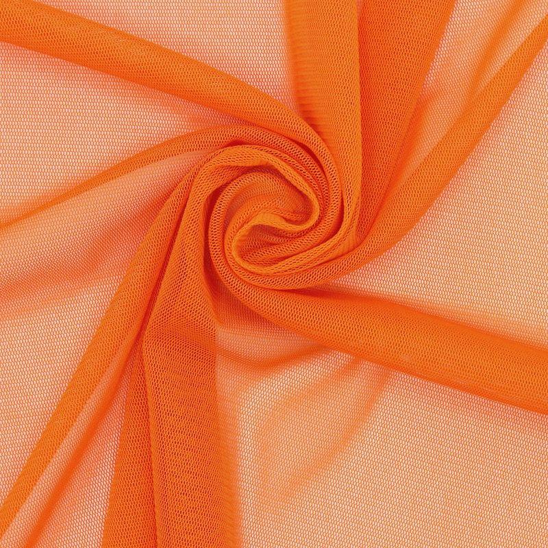 Doublure stretch orange