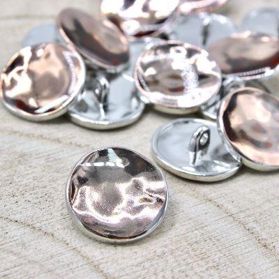 Hammerd round button - nude
