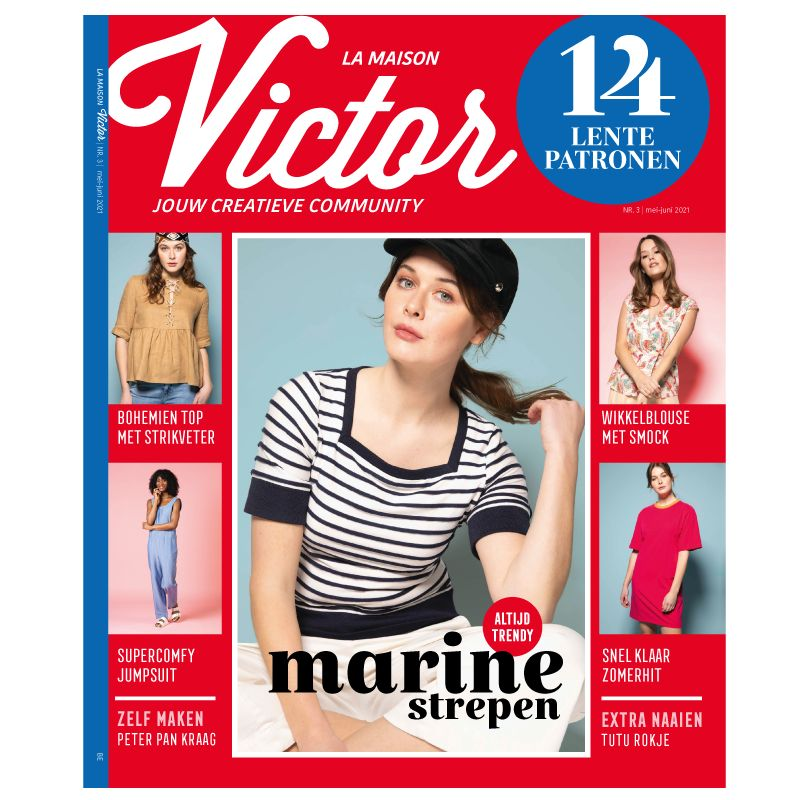 Maison Victor edition 3/may-june 2021