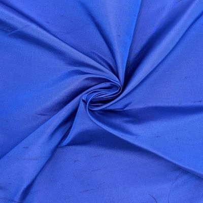 Taffetas changeant bleu