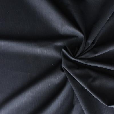 Emerised cotton - black