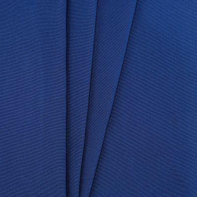 Buitenstof - effen marineblauw