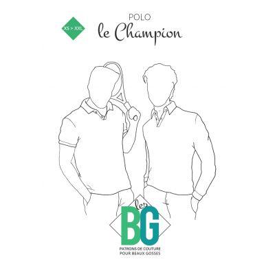 Pattern Le Champion polo