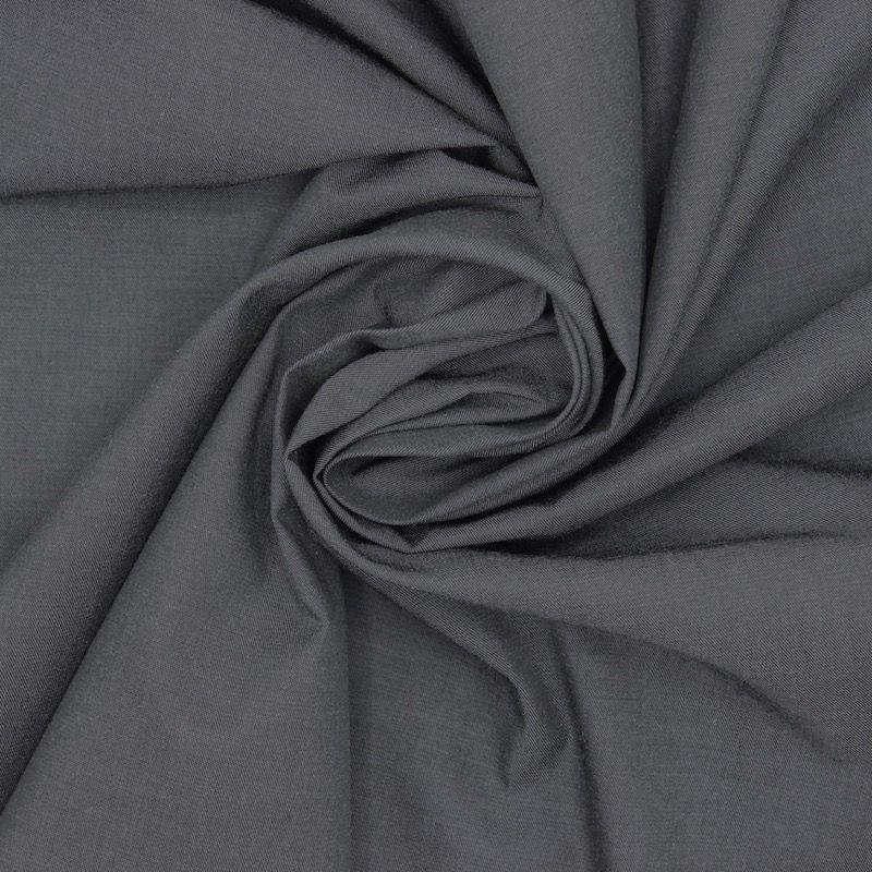 100% cotton fabric - black denim blue