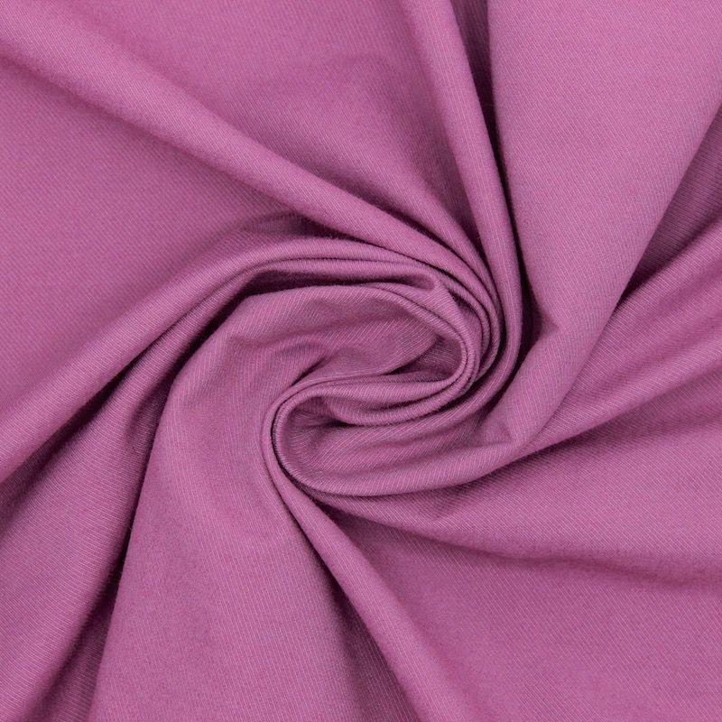 Light twill in cotton and polyester - byzantine