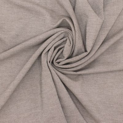Fabric 100% viscose - taupe