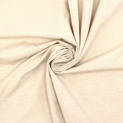 Double-sided fabric 100% cotton - beige
