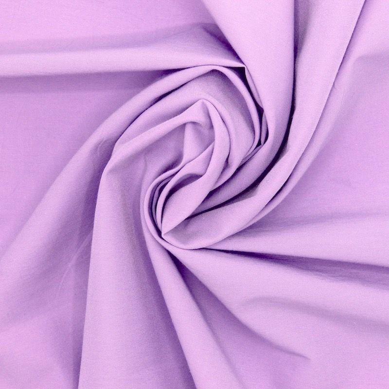 Extensible cotton - parme