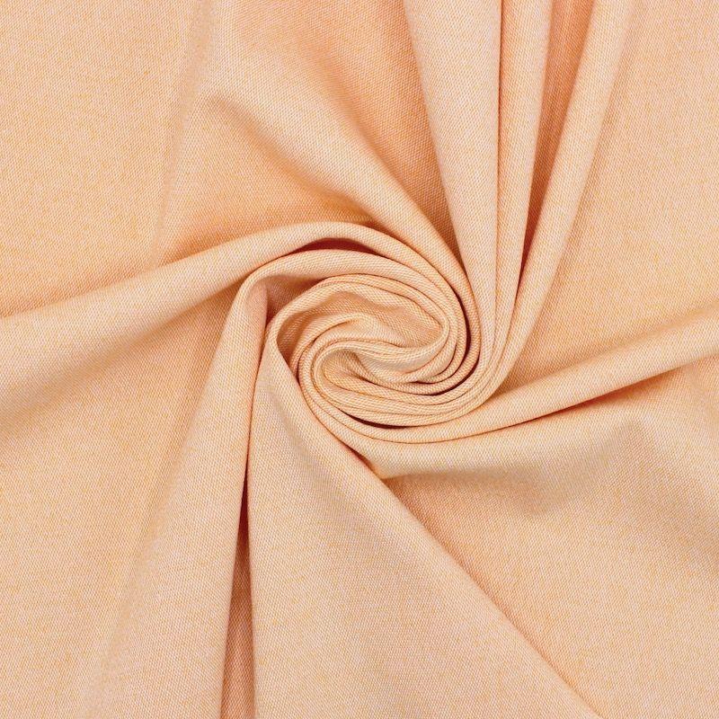 Extensible cotton - orange-ish