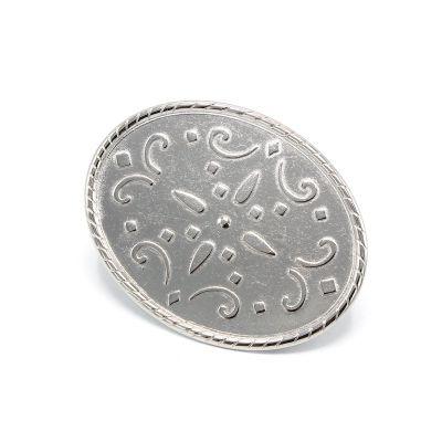 Boucles de ceinture métal - argenté