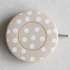Beige Tape measure
