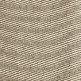 Beige polyester stof
