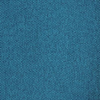 Blauwe polyester stof
