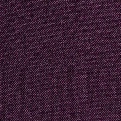 Tissu en polyester uni mauve