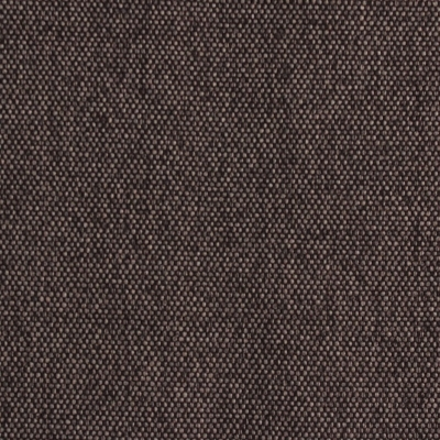 Tissu en polyester uni brun