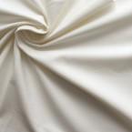 Wit fijn geribbeld fluweel