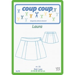 Skirt pattern Laura
