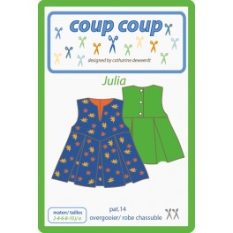 Dress pattern Julia