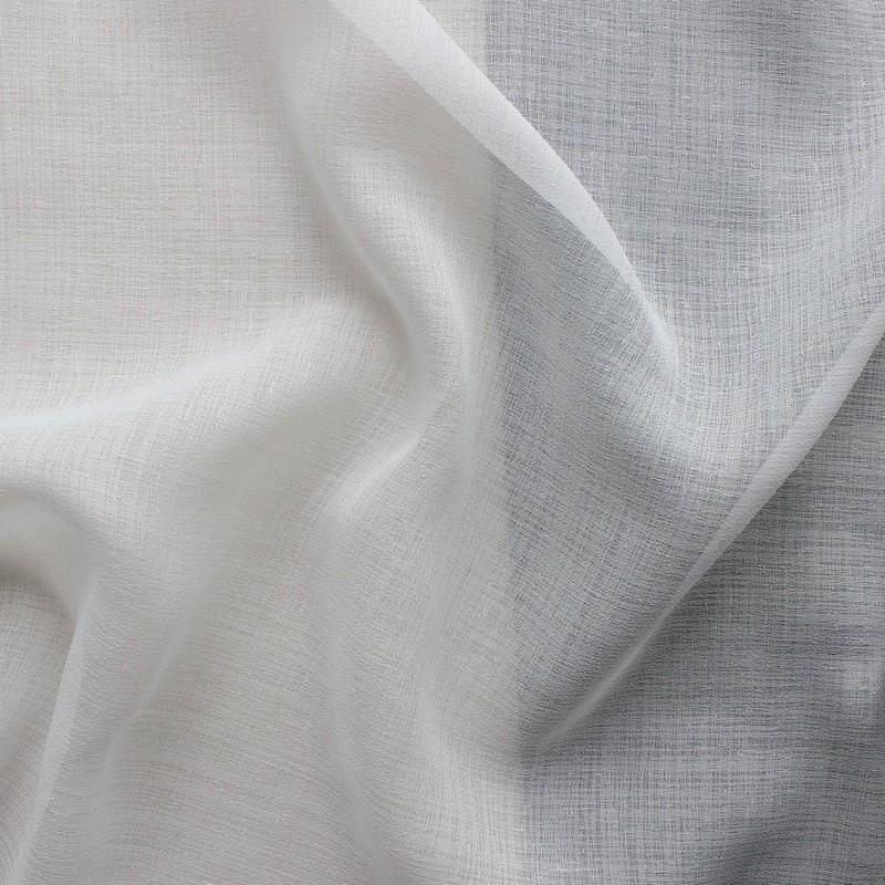 Ecru polyester sluier