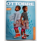 Sewing magazine Ottobre design Kids - Ete 3/2014