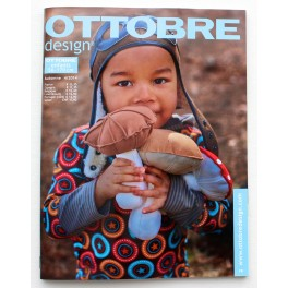 Sewing magazine Ottobre design Kids - Automne 4/2014