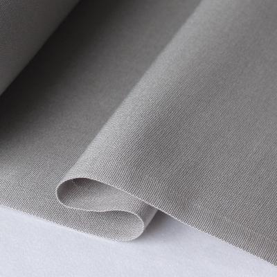 Toile transat en dralon uni gris