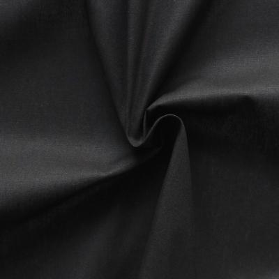 Toile a drap 100% coton noir