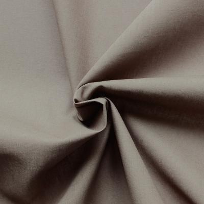 Toile a drap 100% coton taupe