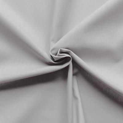 Toile a drap 100% coton gris clair