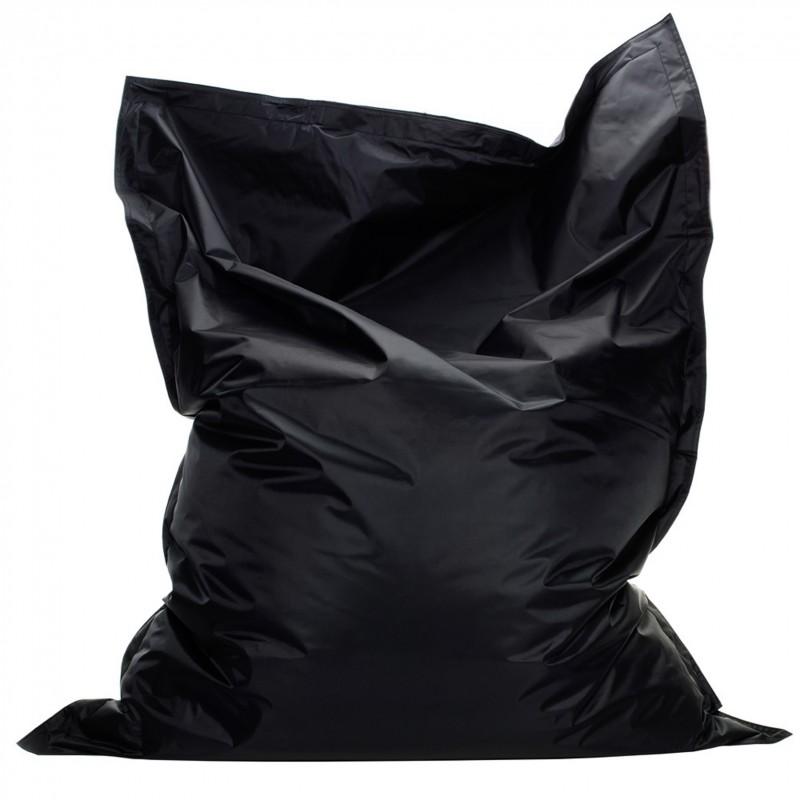 Toile polyester imperméable noire