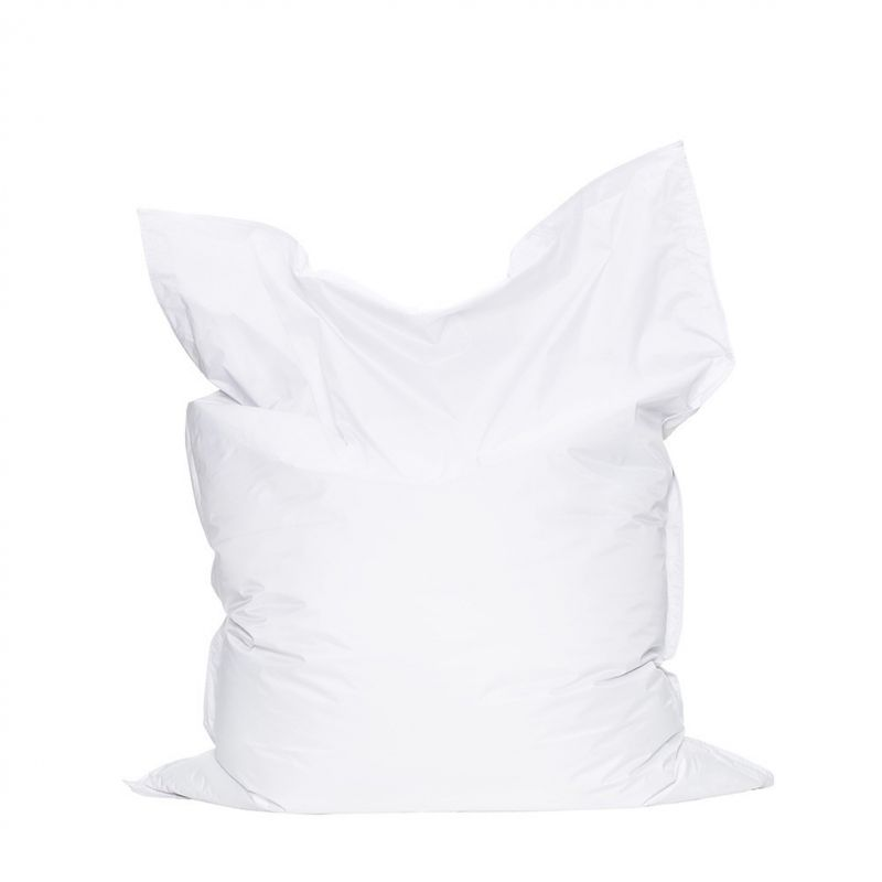 Water-repellent polyester cloth - white