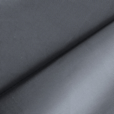Water-repellent polyester cloth - steel grey