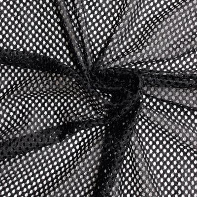 Sportswear maas voering zwart